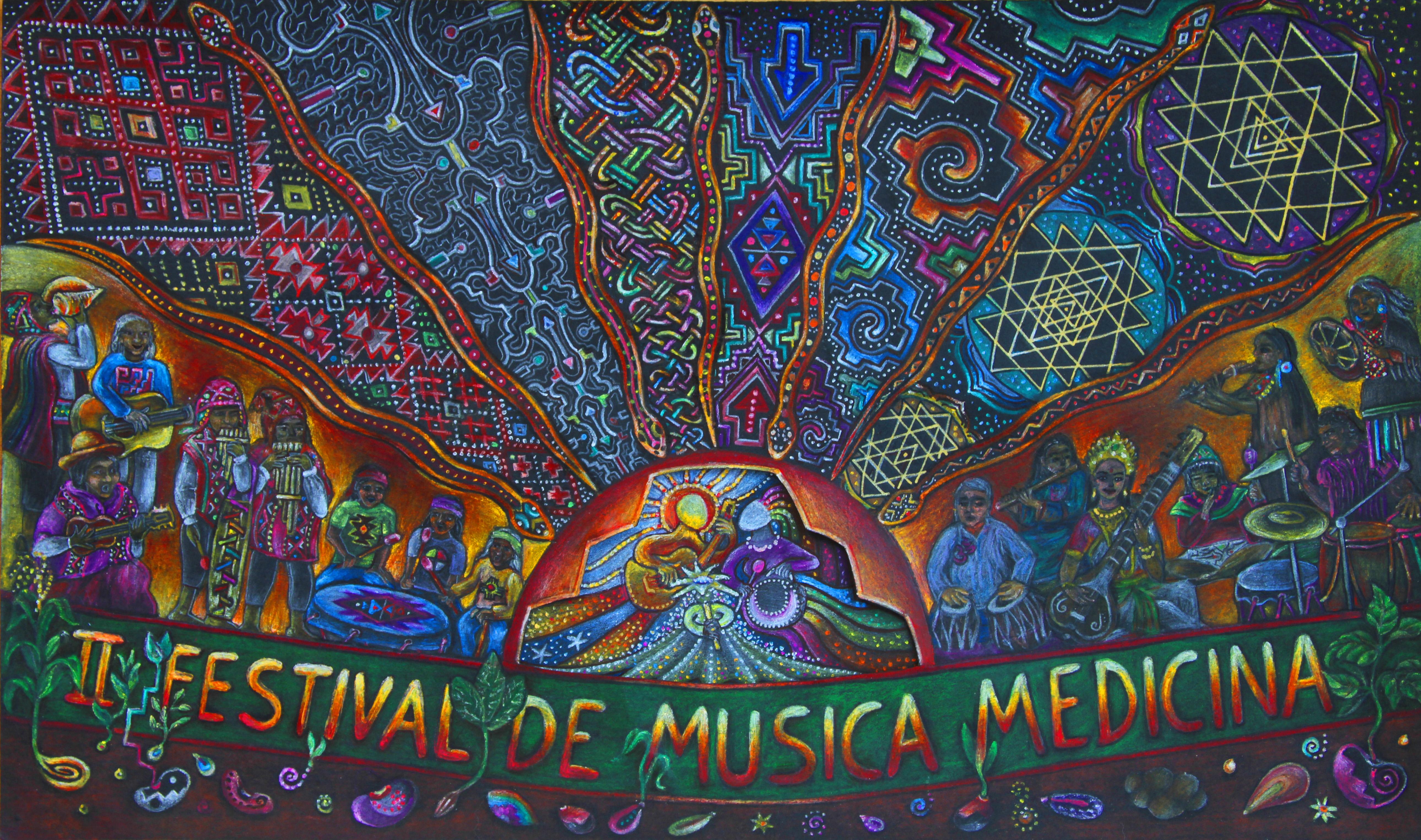 festival saturada